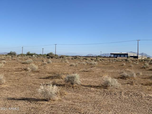0 W Randolph Road, Coolidge, AZ 85128 (MLS #6311804) :: Keller Williams Realty Phoenix