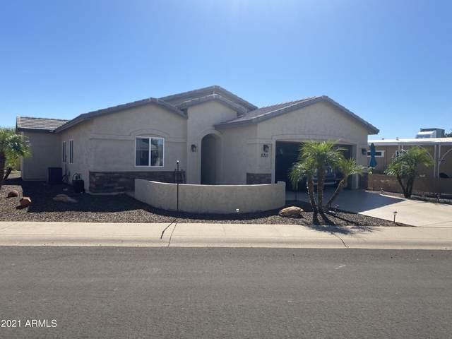 5711 E Leland Street, Mesa, AZ 85215 (MLS #6311811) :: Synergy Real Estate Partners