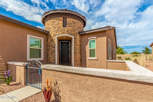 20164 N Peppermint Drive, Maricopa, AZ 85138 (MLS #6311833) :: Keller Williams Realty Phoenix