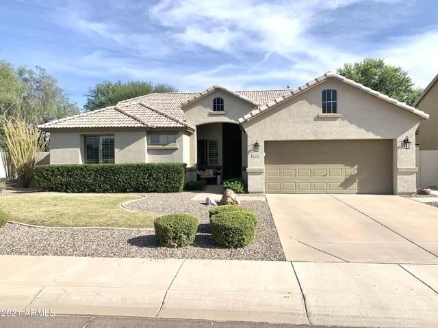2780 E Lindrick Drive, Chandler, AZ 85249 (MLS #6311869) :: Keller Williams Realty Phoenix