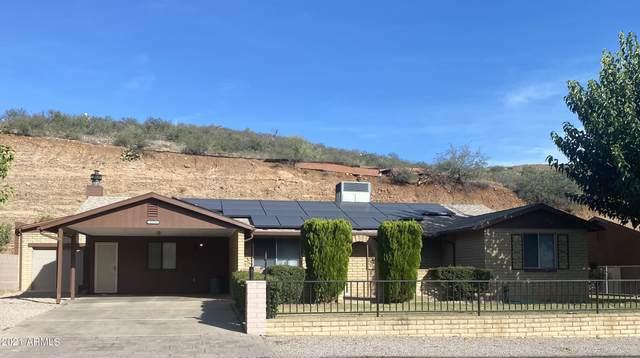 2353 N Agazziz Terrace, Globe, AZ 85501 (MLS #6311874) :: CANAM Realty Group