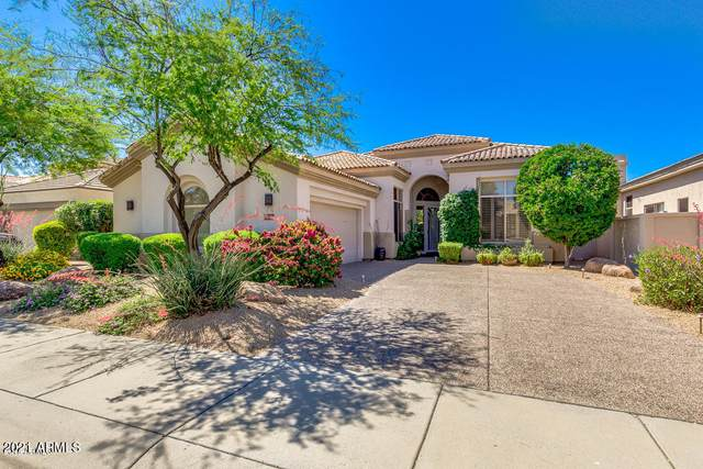 8251 E Angel Spirit Drive, Scottsdale, AZ 85255 (MLS #6311879) :: The Garcia Group