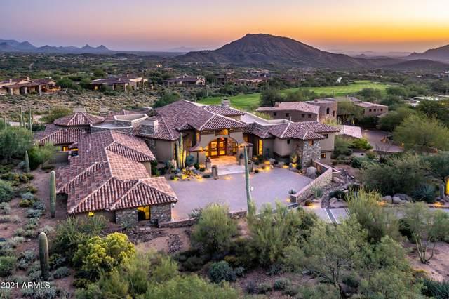 9905 E Honey Mesquite Drive, Scottsdale, AZ 85262 (MLS #6311886) :: D & R Realty LLC