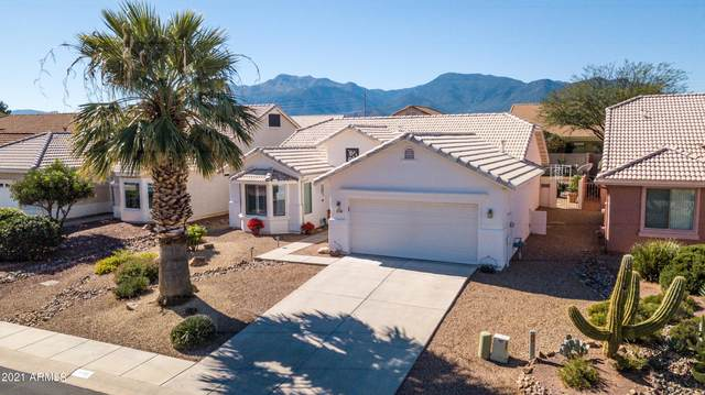 2728 Stonehenge Drive, Sierra Vista, AZ 85650 (MLS #6311888) :: CANAM Realty Group