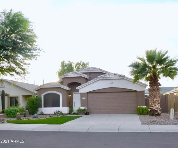 350 N 152ND Drive, Goodyear, AZ 85338 (MLS #6311896) :: neXGen Real Estate