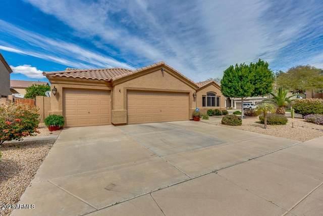 5286 W Karen Drive, Glendale, AZ 85308 (#6311912) :: Long Realty Company