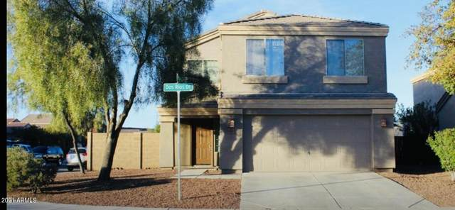 11832 W Dos Rios Drive, Sun City, AZ 85373 (MLS #6311928) :: Openshaw Real Estate Group in partnership with The Jesse Herfel Real Estate Group