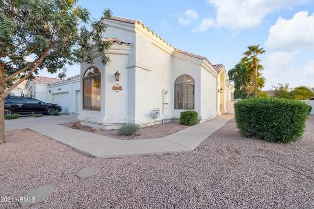 320 S 70TH Street #33, Mesa, AZ 85208 (MLS #6311937) :: The Riddle Group