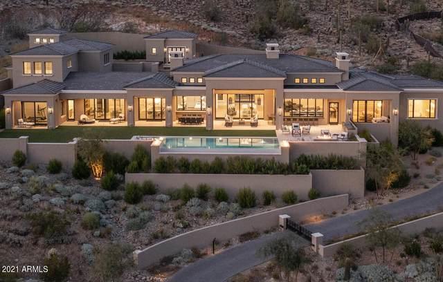 10804 E Canyon Cross Way, Scottsdale, AZ 85255 (MLS #6311940) :: The Riddle Group