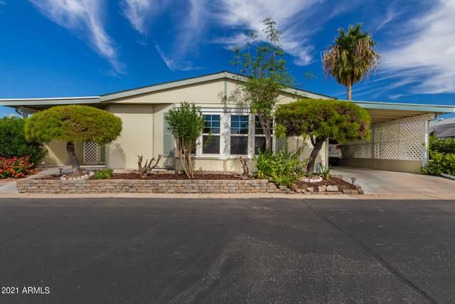 5735 E Mcdowell Road #265, Mesa, AZ 85215 (MLS #6311942) :: The Riddle Group