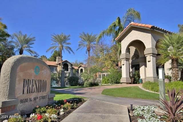 9600 N 96TH Street #134, Scottsdale, AZ 85258 (MLS #6311947) :: Elite Home Advisors