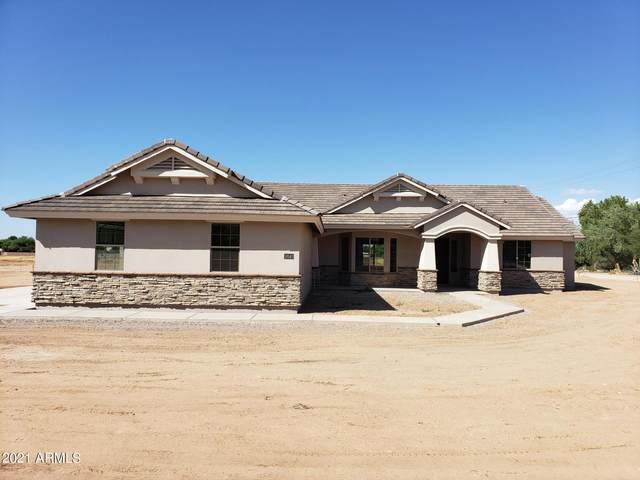 15424 E Minton Drive, Scottsdale, AZ 85262 (MLS #6311951) :: The Riddle Group