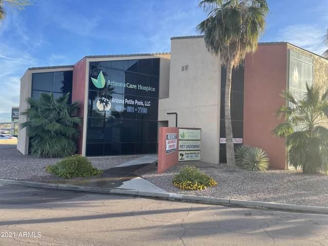12035 N Saguaro Boulevard, Fountain Hills, AZ 85268 (MLS #6311953) :: The Riddle Group