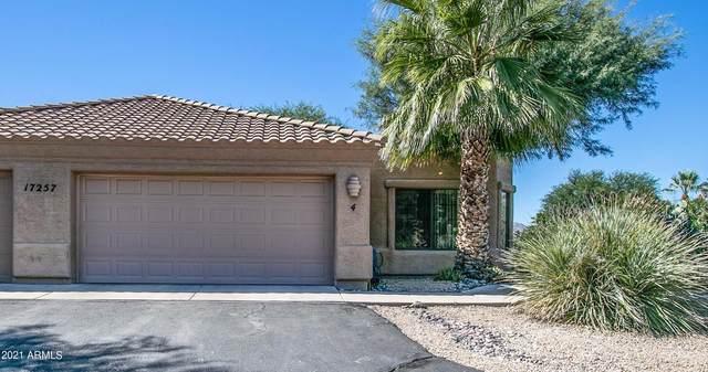 17257 E Grande Boulevard #4, Fountain Hills, AZ 85268 (MLS #6311997) :: The Garcia Group