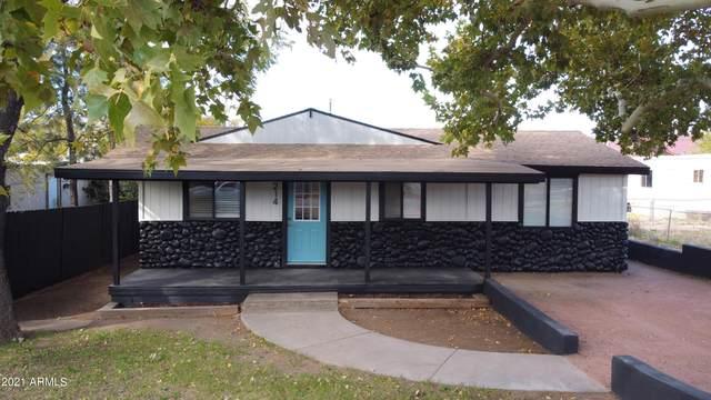 214 E Aero Drive, Payson, AZ 85541 (MLS #6312000) :: The Property Partners at eXp Realty