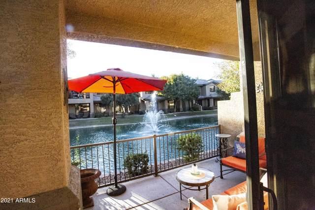 705 W Queen Creek Road #1081, Chandler, AZ 85248 (MLS #6312009) :: neXGen Real Estate