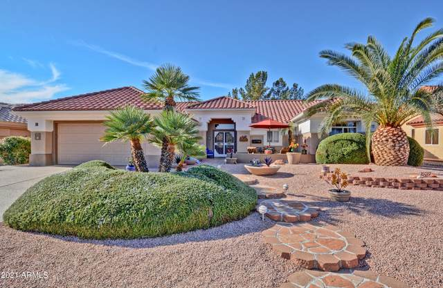 16019 W Heritage Drive, Sun City West, AZ 85375 (MLS #6312011) :: Service First Realty