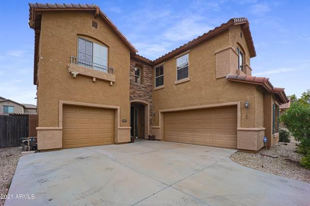 16577 W Sherman Street, Goodyear, AZ 85338 (MLS #6312025) :: neXGen Real Estate