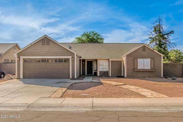 5657 W Mescal Street, Glendale, AZ 85304 (MLS #6312026) :: The Garcia Group