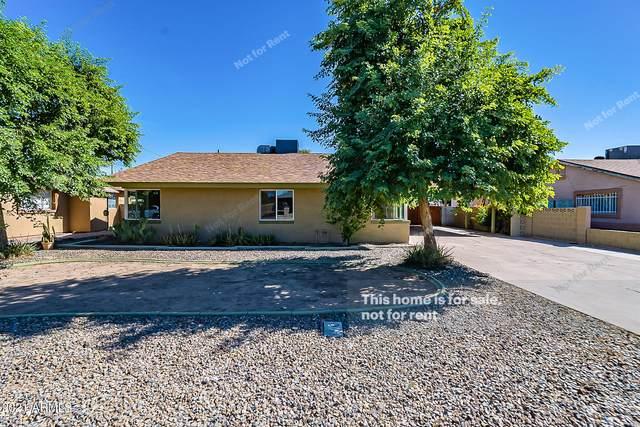 672 N Sunland Drive, Chandler, AZ 85225 (MLS #6312031) :: The Daniel Montez Real Estate Group