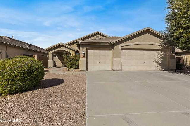 32816 N Cat Hills Avenue, Queen Creek, AZ 85142 (MLS #6312032) :: Kepple Real Estate Group