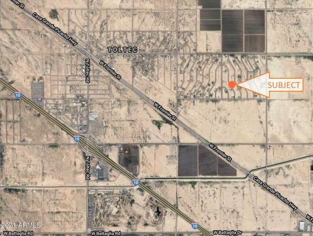 3625 N Cocopa Drive, Eloy, AZ 85131 (MLS #6312039) :: neXGen Real Estate