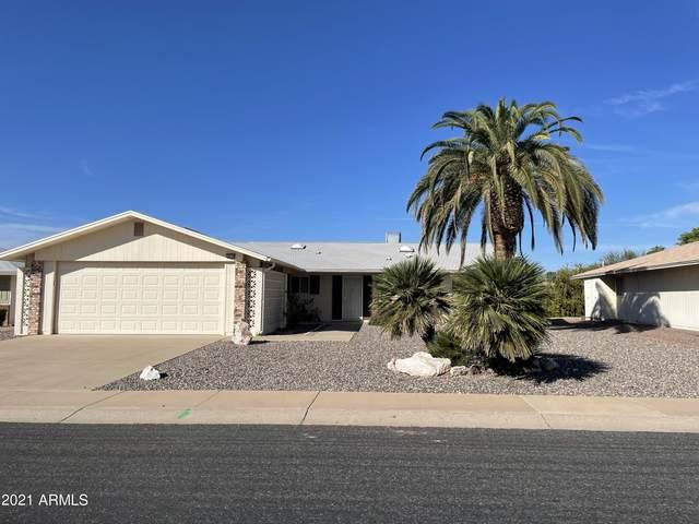 10710 W Manzanita Drive, Sun City, AZ 85373 (MLS #6312049) :: Service First Realty