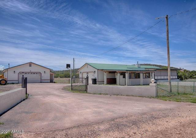 6 E County Road 3125 Road #6, Vernon, AZ 85940 (MLS #6312055) :: The Property Partners at eXp Realty