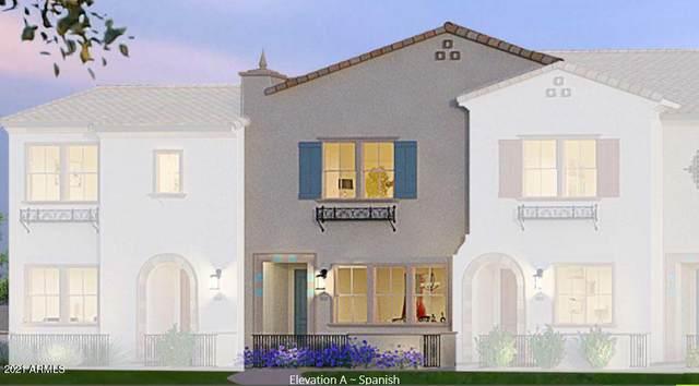 2631 S Sulley Drive #104, Gilbert, AZ 85295 (MLS #6312065) :: Klaus Team Real Estate Solutions