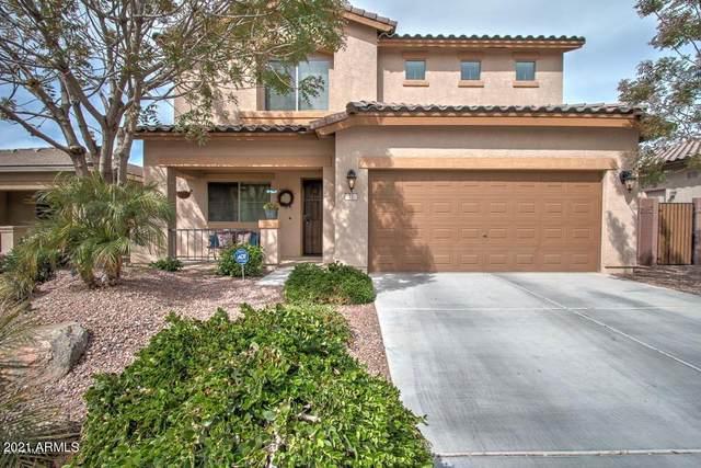 72 W Reeves Avenue, San Tan Valley, AZ 85140 (MLS #6312082) :: The Daniel Montez Real Estate Group