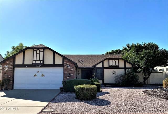 5537 W Mescal Street, Glendale, AZ 85304 (MLS #6312115) :: The Garcia Group