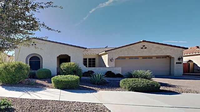 21850 S 220TH Place, Queen Creek, AZ 85142 (MLS #6312117) :: The Daniel Montez Real Estate Group