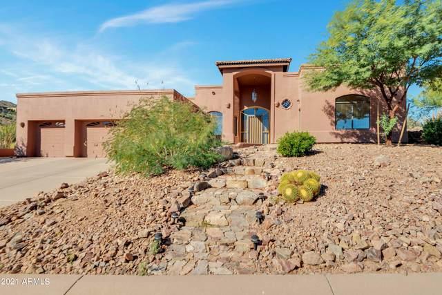 14940 N Zapata Drive, Fountain Hills, AZ 85268 (MLS #6312119) :: The Garcia Group
