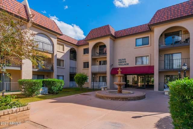 3033 E Devonshire Avenue #3020, Phoenix, AZ 85016 (MLS #6312139) :: My Home Group