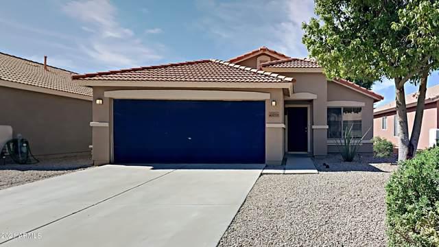 40070 N Costa Del Sol Drive, San Tan Valley, AZ 85140 (MLS #6312143) :: The Daniel Montez Real Estate Group