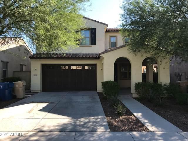 2127 N Heritage Street, Buckeye, AZ 85396 (MLS #6312153) :: The Daniel Montez Real Estate Group