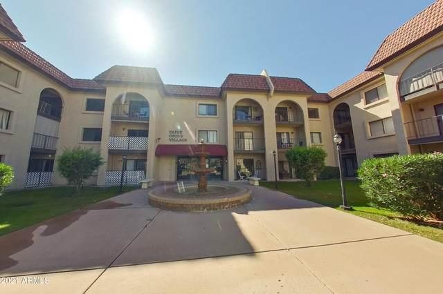3033 E Devonshire Avenue #1034, Phoenix, AZ 85016 (MLS #6312165) :: My Home Group