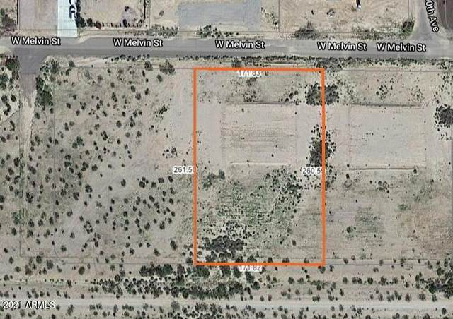 30021 W Melvin Street, Buckeye, AZ 85396 (MLS #6312166) :: Service First Realty