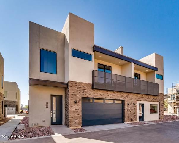 901 S Smith Road #1037, Tempe, AZ 85281 (MLS #6312175) :: The Garcia Group