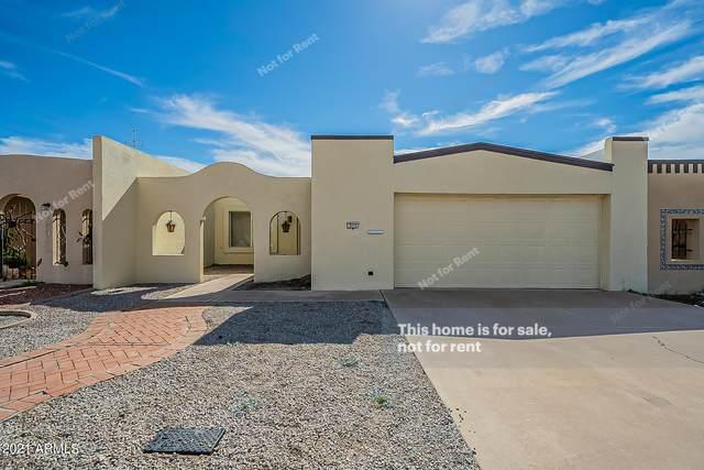 313 W Laguna Drive, Tempe, AZ 85282 (MLS #6312179) :: The Garcia Group