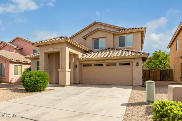 44139 W Palmen Drive, Maricopa, AZ 85138 (MLS #6312197) :: The Daniel Montez Real Estate Group