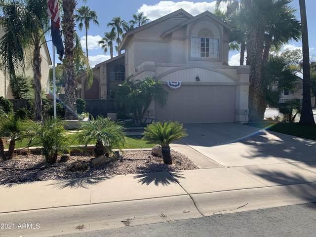 1045 W Estrella Drive, Chandler, AZ 85224 (MLS #6312206) :: The Daniel Montez Real Estate Group