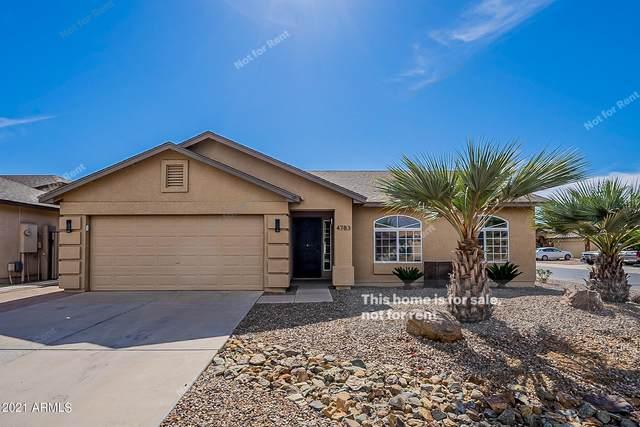4783 E Magnus Drive, San Tan Valley, AZ 85140 (MLS #6312207) :: The Daniel Montez Real Estate Group