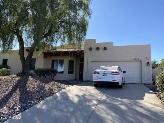 16552 E Ashbrook Drive B, Fountain Hills, AZ 85268 (MLS #6312212) :: The Garcia Group