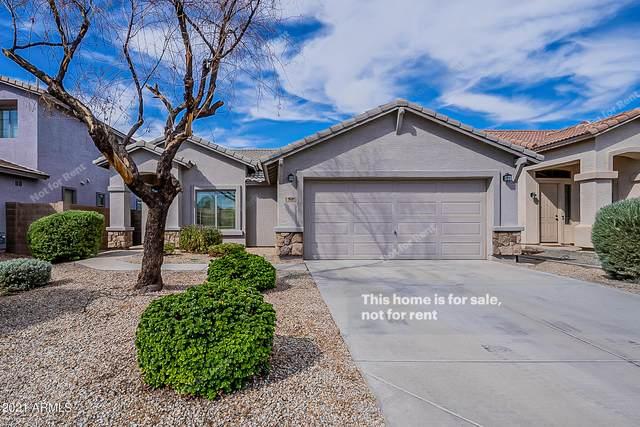 20592 N Jones Drive, Maricopa, AZ 85138 (MLS #6312220) :: The Daniel Montez Real Estate Group