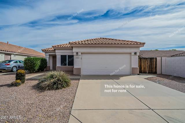 2823 S 82ND Street, Mesa, AZ 85212 (MLS #6312231) :: The Daniel Montez Real Estate Group