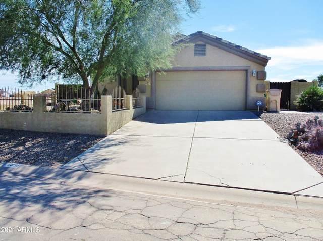 8551 W Troy Drive, Arizona City, AZ 85123 (MLS #6312234) :: The Daniel Montez Real Estate Group