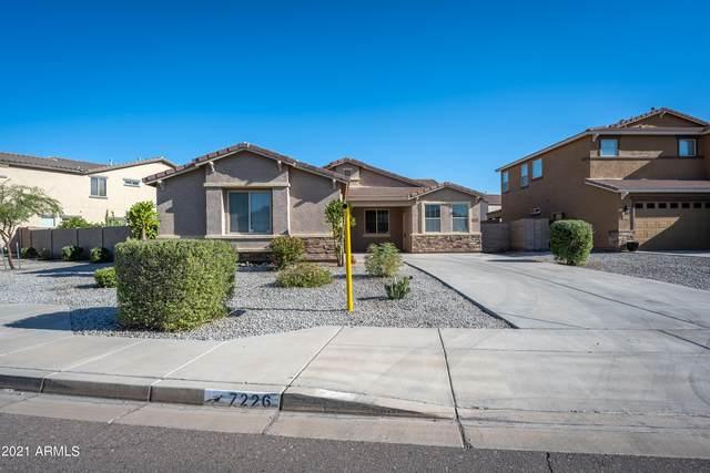 7226 W Carter Road, Laveen, AZ 85339 (MLS #6312238) :: Elite Home Advisors