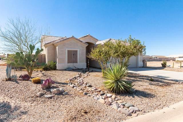 10149 W Catalina Drive, Arizona City, AZ 85123 (MLS #6312239) :: neXGen Real Estate