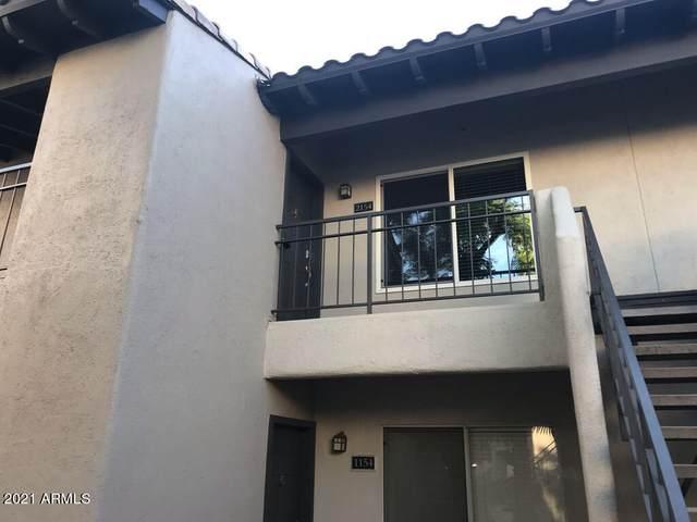 14145 N 92ND Street #2154, Scottsdale, AZ 85260 (MLS #6312246) :: The Daniel Montez Real Estate Group
